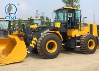 Chinese Loader Machine ZL50GN 3300mm Wheelbase With Joystick For Sale In Oman