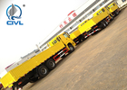 LHD SINOTRUK HOWO Heavy Cargo Trucks Chassis Euro 2 Engine New 6X4 336HP HW76 Cabin