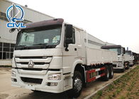 336hp Capacity 25 - 40 Tons Cargo Truck Chassis SINOTRUK HOWO ZZ1257N4641W TR691 Tyre