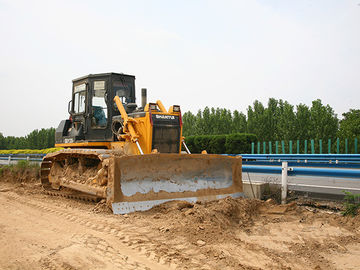 China Raupen-Bulldozer 220hp Shantui Planierraupen-SD22 mit Cummins- Enginedemission 5750x3725x3395 distributeur